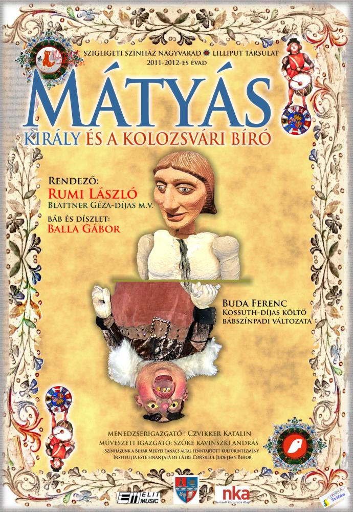 Mátyás király és a kolozsvári bíró