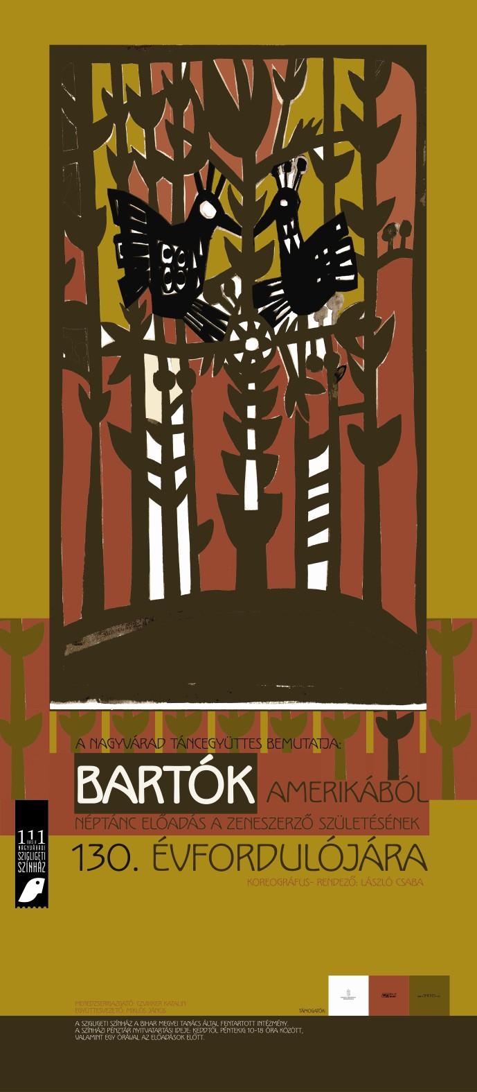 Bartók Amerikából