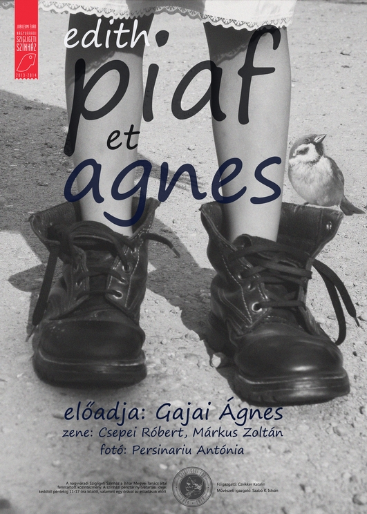 Edith Piaf et Agnes