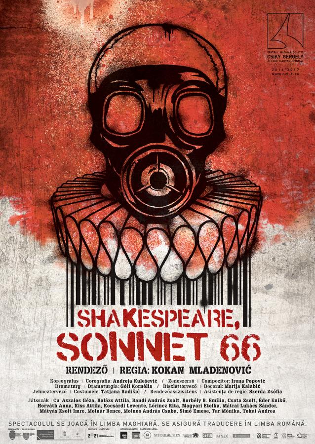 Shakespeare, Sonnet 66